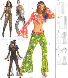 Burda patroon nr: 2511