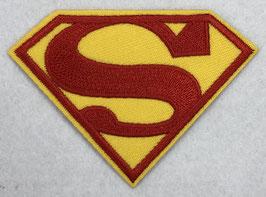 Superman logo klein applicatie