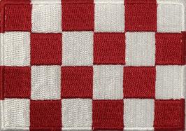 Vlag applicatie van de provincie Noord Brabant