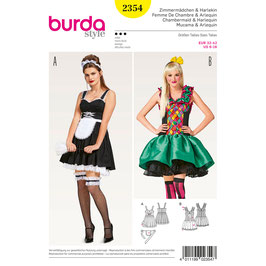 Burda patroon nr: 2354