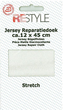 Off white reparatiedoek stretch