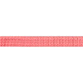 Nylon tassenband roze