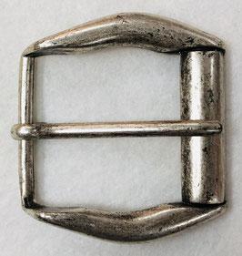 Metalen gesp vierkant goudkleur nr:310