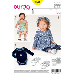 Burda patroon nr: 9347