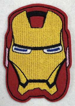 Ironman hoofd applicatie