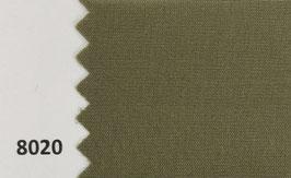 Cupro voering licht leger groen