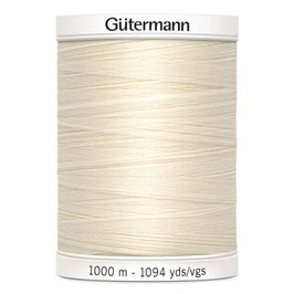1000 meter Gütermann allesnaaigaren Col. 802
