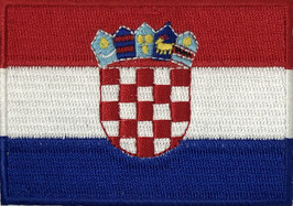 Vlag applicatie van Kroatië