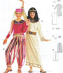 Burda patroon nr: 2497