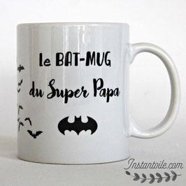 MUG  le bat mug du super papa