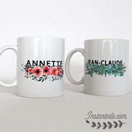 MUG thé ou café