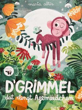 Fonkelneit Billerbuch: D'Grimmel - dat klengt Afemeedchen - Marta Altés