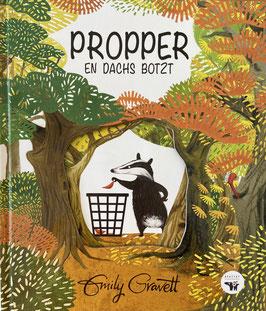 Fonkelneit Billerbuch: Propper - En Dachs botzt