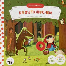Fonkelneit Pappbillerbuch: D'Routkäppchen