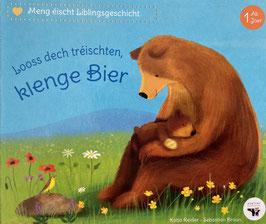 Fonkelneit Pappbillerbuch: Looss dech tréischten, klenge Bier