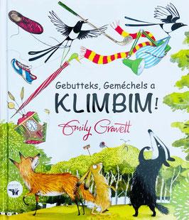 Billerbuch: Gebutteks, Geméchels a Klimbim - Emily Gravett
