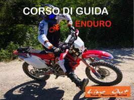 CORSO DI GUIDA CON MOTO PROPRIA