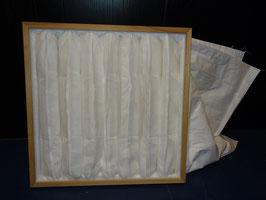 Taschenfilter für Lüftungsanlagen