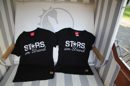 "T-Shirt ""Stars am Strand"""
