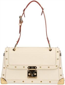 Louis Vuitton Le Talentueux Handtasche aus Suhali Leder in Blanc