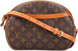 Louis Vuitton Blois Umhängetasche aus Monogram Canvas