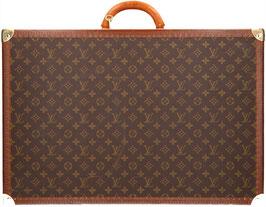 Louis Vuitton Alzer 65 Koffer aus Monogram Canvas