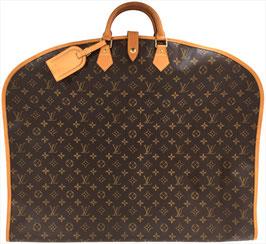 Louis Vuitton Housse Porte-Habits Kleiderschutzhülle aus Monogram Canvas mit zwei Kleiderbügeln