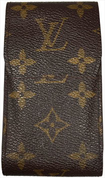 Louis Vuitton Zigarettenetui Etui à Cigarettes aus Monogram Canvas