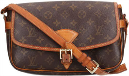 Louis Vuitton Sologne Umhängetasche aus Monogram Canvas