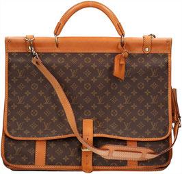 Louis Vuitton Sac Kléber Reisetasche aus Monogram Canvas