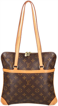 Louis Vuitton Coussin GM Schultertasche aus Monogram Canvas