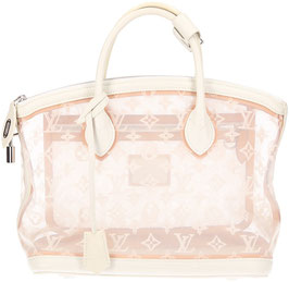 Louis Vuitton Lockit Henkeltasche aus Monogram Transparence