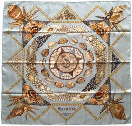 Hermès Seidentuch 'Rocaille' Design von Valerie Dawlat-Dumoulin