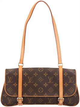 Louis Vuitton Marelle Schultertasche aus Monogram Canvas