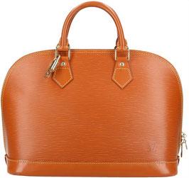 Louis Vuitton Alma PM Henkeltasche aus Epi Leder in Chipango Gold