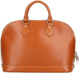 Louis Vuitton Alma PM Henkeltasche aus Epi Leder in Chipango Gold