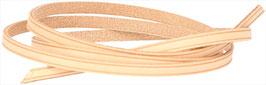 Zugband aus naturbelassenem Rindsleder in Hellbraun passend für Noe, Montsouris
