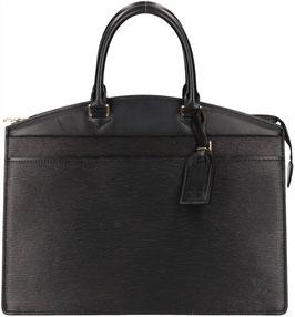 Louis Vuitton Riviera Henkeltasche aus Epi Leder in Kouril Schwarz
