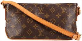 Louis Vuitton Trotteur Umhängetasche aus Monogram Canvas