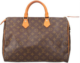 Louis Vuitton Speedy 35 Henkeltasche aus Monogram Canvas
