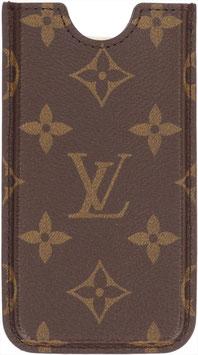 Louis Vuitton iPhone 5 Etui aus Monogram Canvas