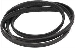Zugband aus Rindsleder in Schwarz passend für Noe, Montsouris