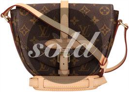 Louis Vuitton Chantilly PM Umhängetasche aus Monogram Canvas