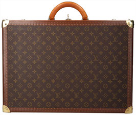 Louis Vuitton Bisten 55 Koffer aus Monogram Canvas