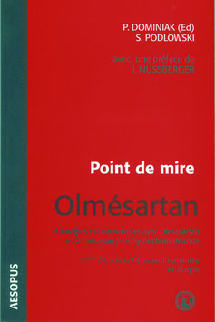 Point de mire Olmésartan