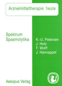 Spektrum Spasmolytika