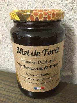 Miel de Forêt ou Miel de Miellat