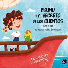 BRUNO Y EL SECRETO DE LOS CUENTOS