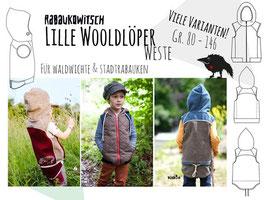Lille Wooldlöper Gr. 80-146