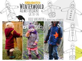 Winterwoold Allwetterjacke Gr. 80-146